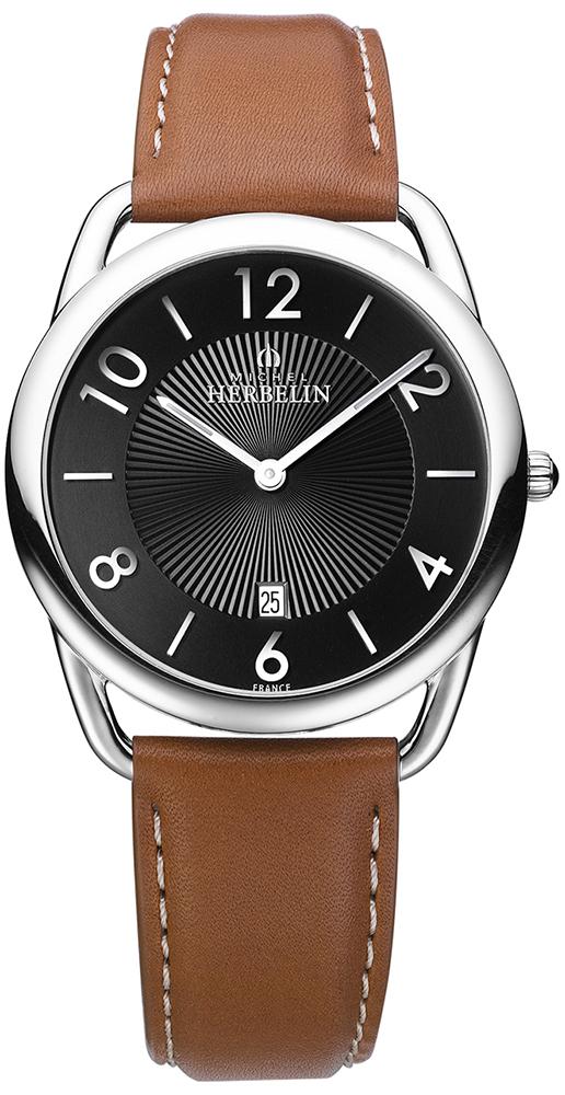 Michel Herbelin 19597/14GO - zegarek męski