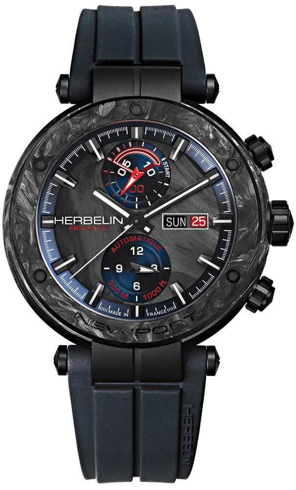 Michel Herbelin 288/CN45CB - zegarek męski