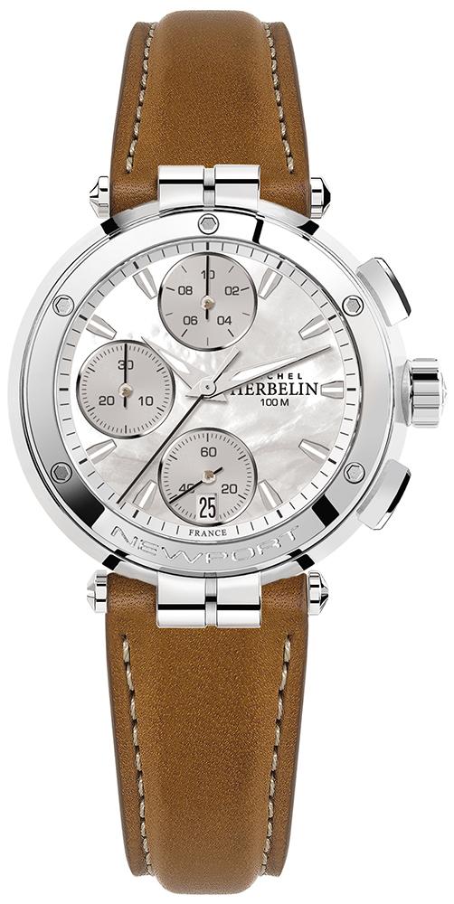 Michel Herbelin 35688/AP19GO - zegarek damski