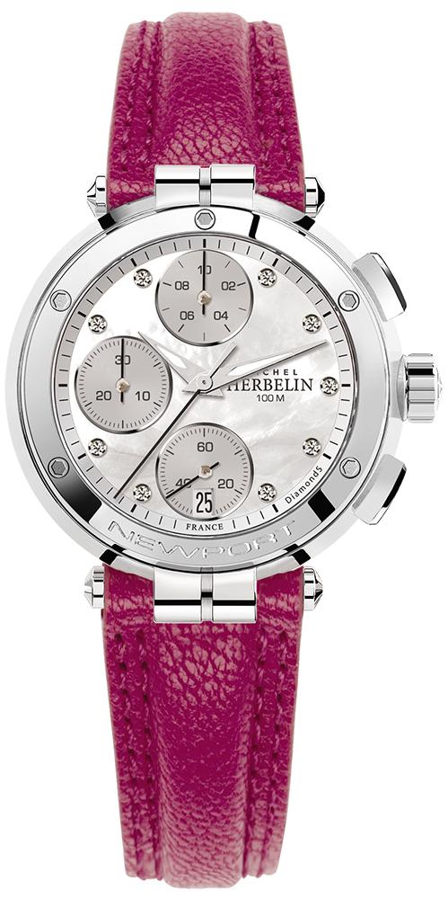Michel Herbelin 35688/AP89FU - zegarek damski