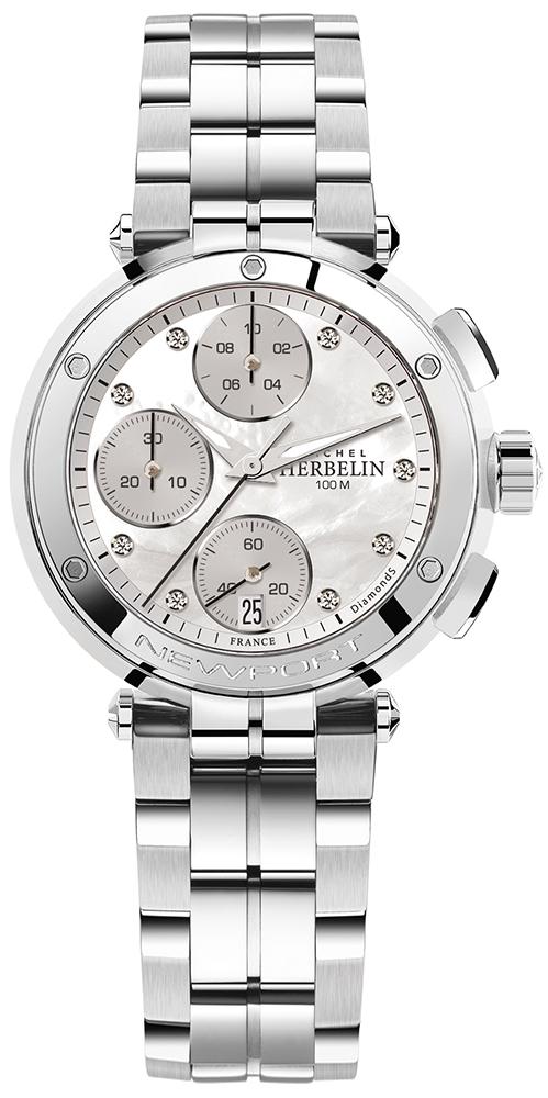 Michel Herbelin 35688/B89 - zegarek damski