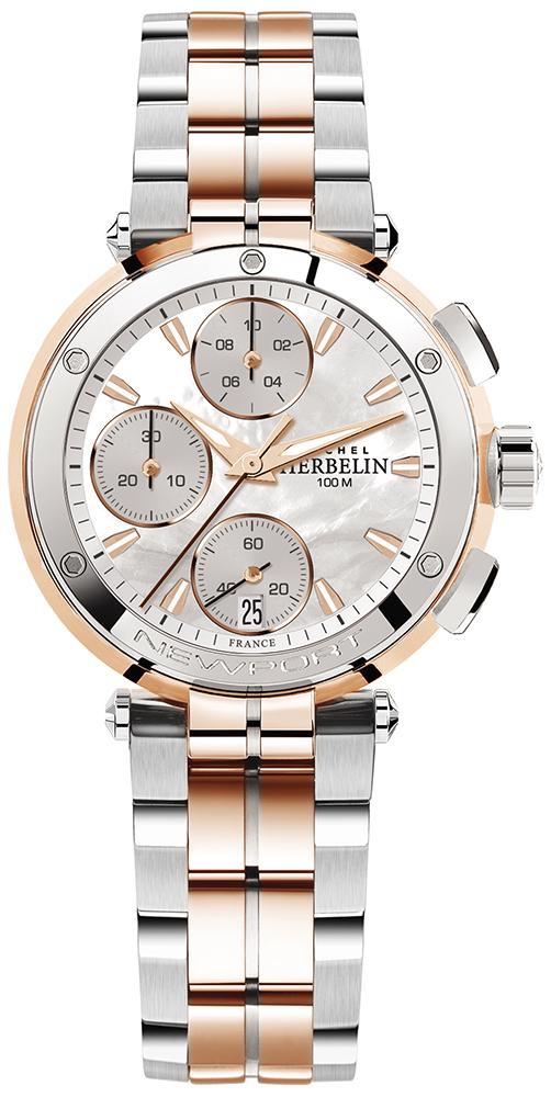 Michel Herbelin 35688/BTR19 - zegarek damski