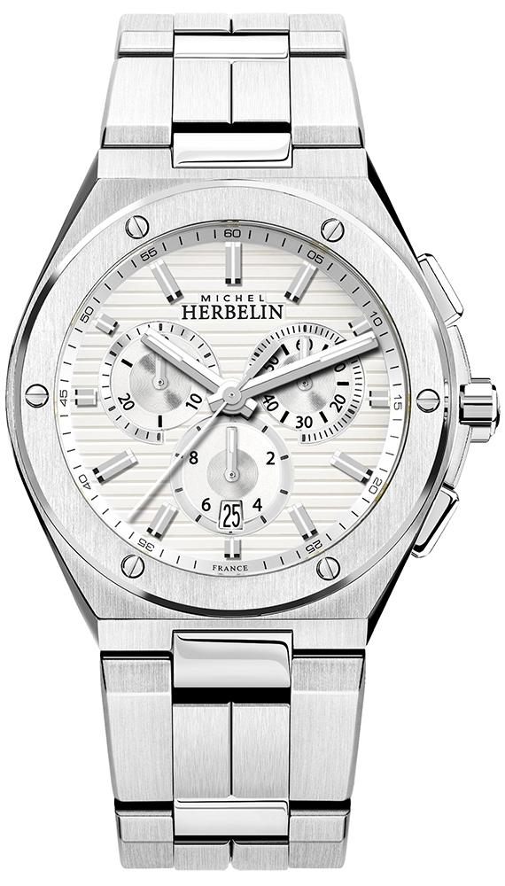 Michel Herbelin 37645/B12 - zegarek męski