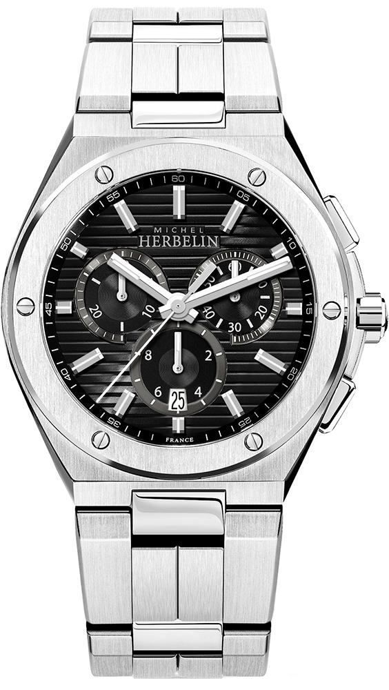 Michel Herbelin 37645/B14 - zegarek męski