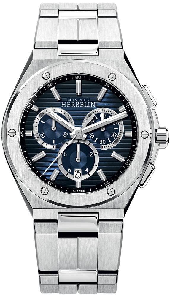 Michel Herbelin 37645/B15 - zegarek męski