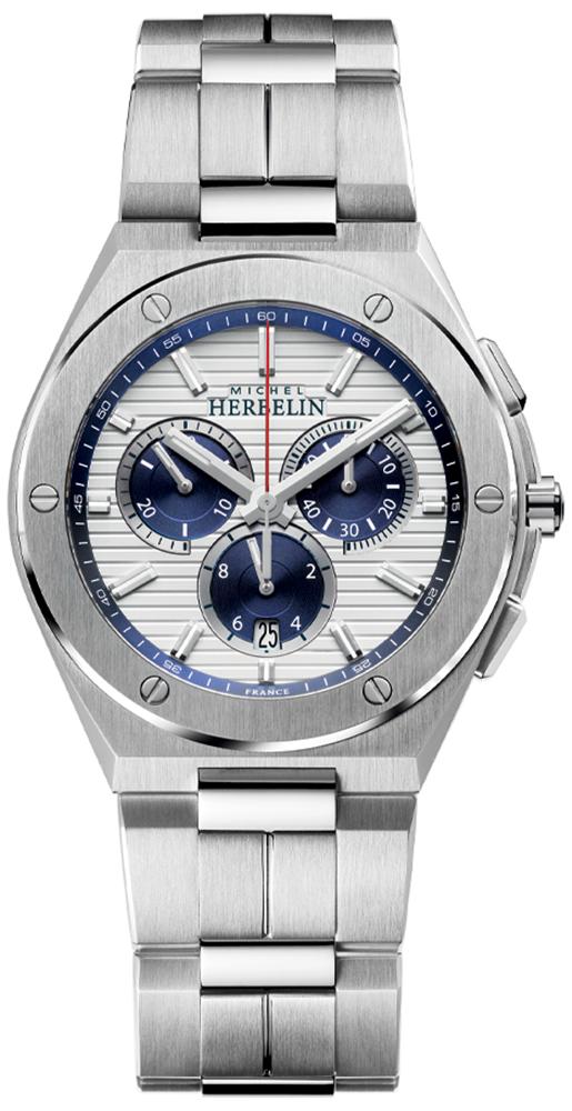 Michel Herbelin 37645/B42 - zegarek męski