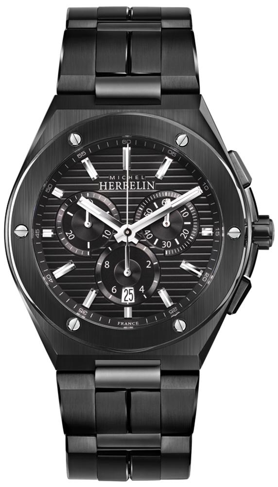 Michel Herbelin 37645/BN14 - zegarek męski