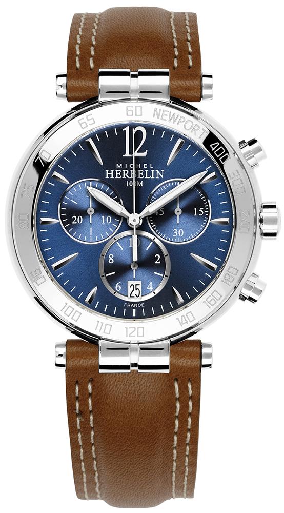 Michel Herbelin 37654/AP15GO - zegarek męski