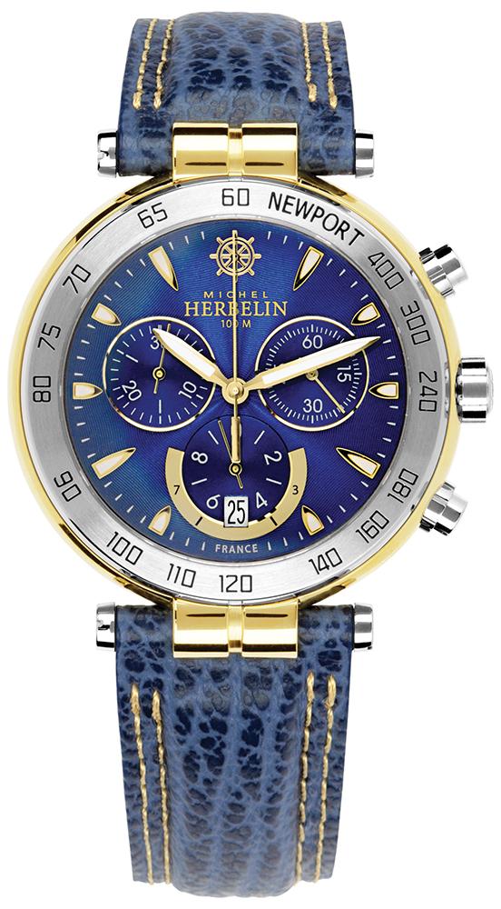 Michel Herbelin 37654/T35 - zegarek męski