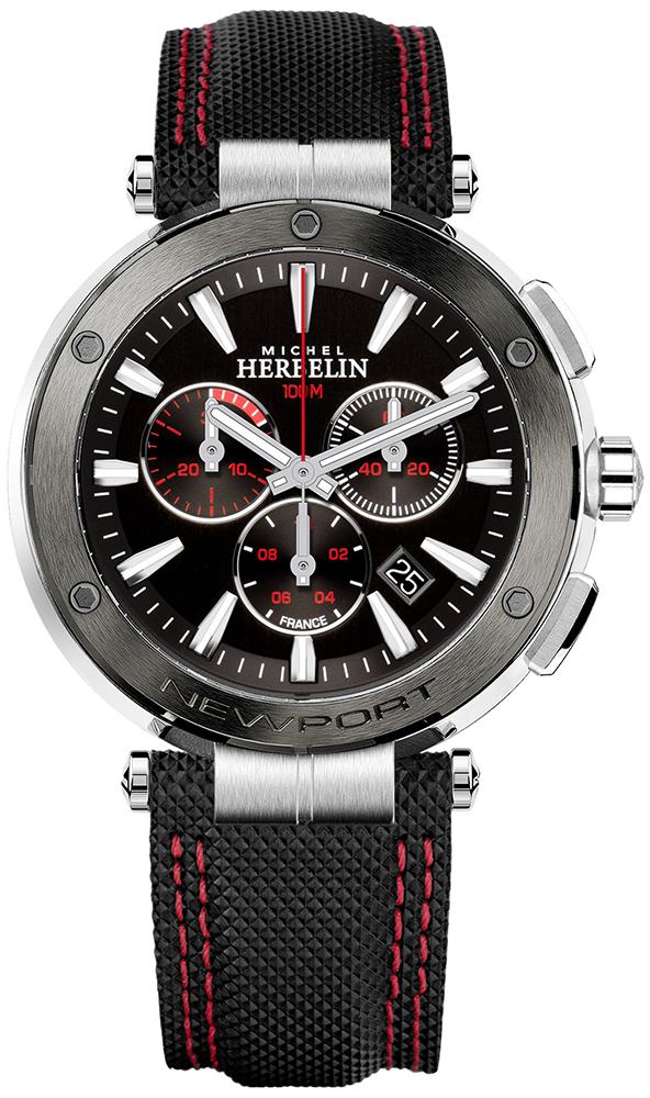 Michel Herbelin 37688/AG44 - zegarek męski