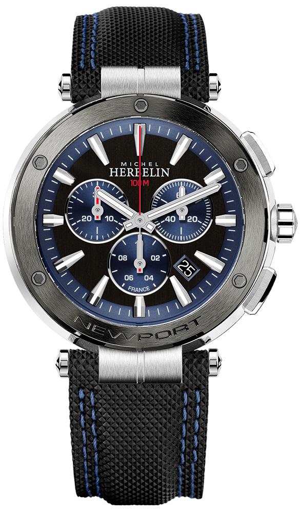 Michel Herbelin 37688/AG65 - zegarek męski