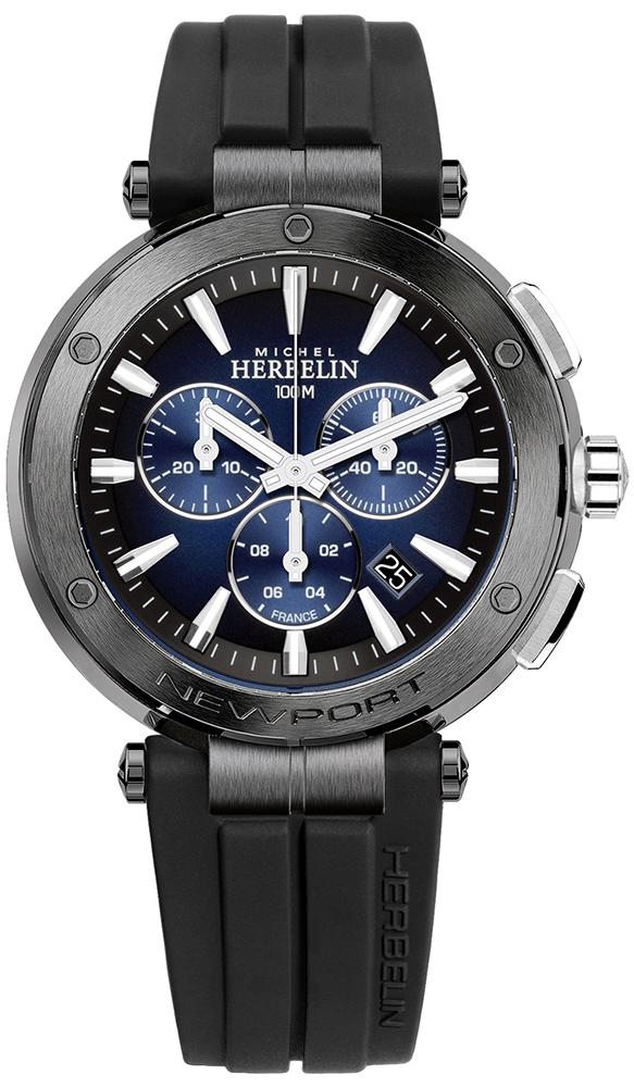 Michel Herbelin 37688/GA35CA - zegarek męski