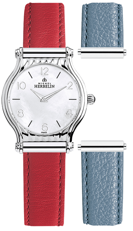 Michel Herbelin H.17447/29-SET - zegarek damski