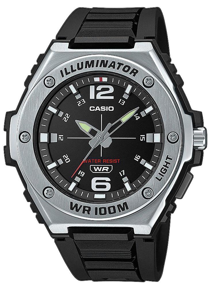 Casio MWA-100H-1AVEF - zegarek męski
