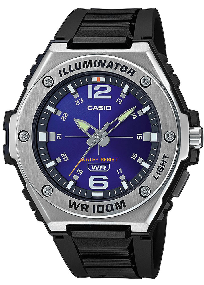 Casio MWA-100H-2AVEF - zegarek męski