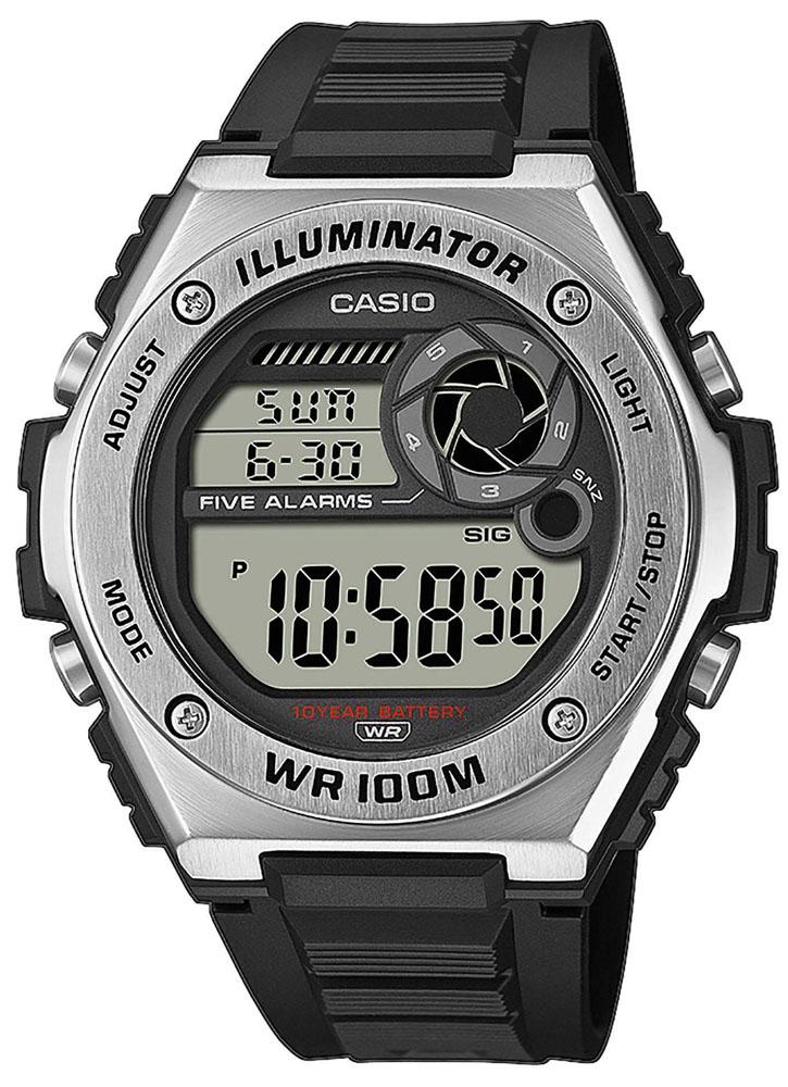Casio MWD-100H-1AVEF - zegarek męski
