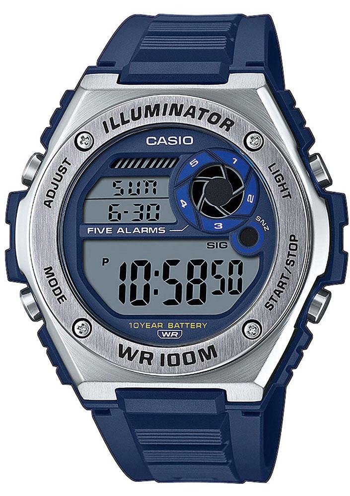 Casio MWD-100H-2AVEF - zegarek męski