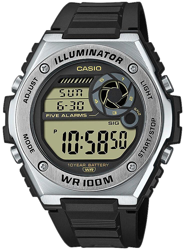 Casio MWD-100H-9AVEF - zegarek męski