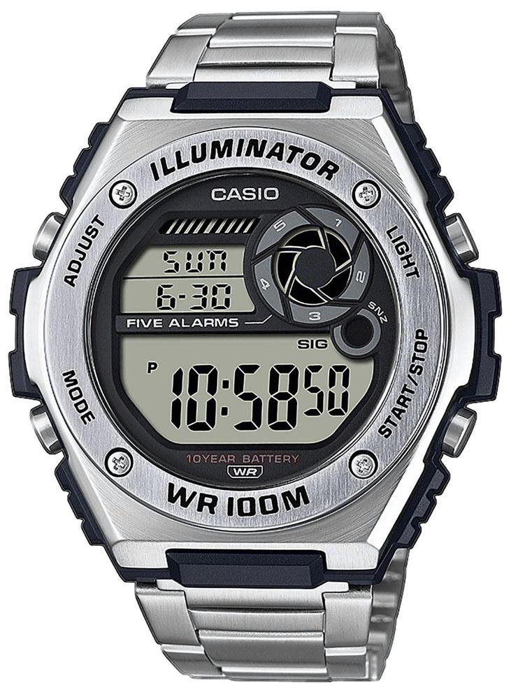 Casio MWD-100HD-1AVEF - zegarek męski