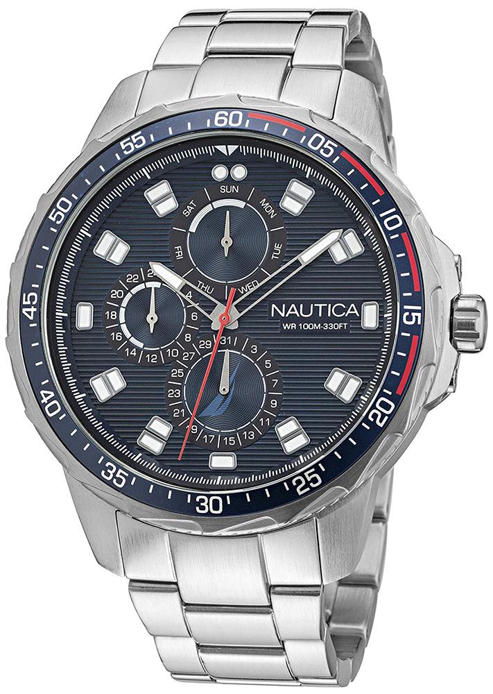 Nautica NAPCLF011 - zegarek męski