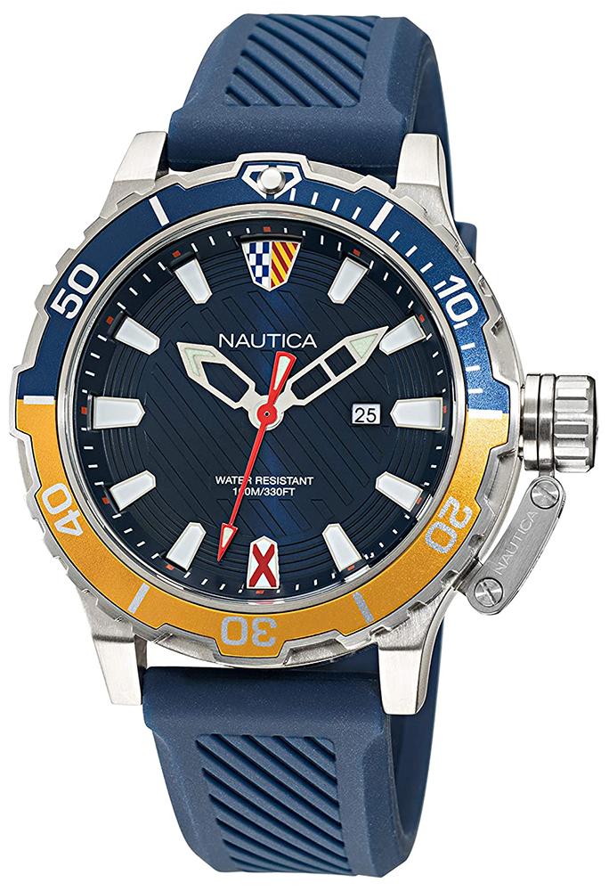 Nautica NAPGLS111 - zegarek męski
