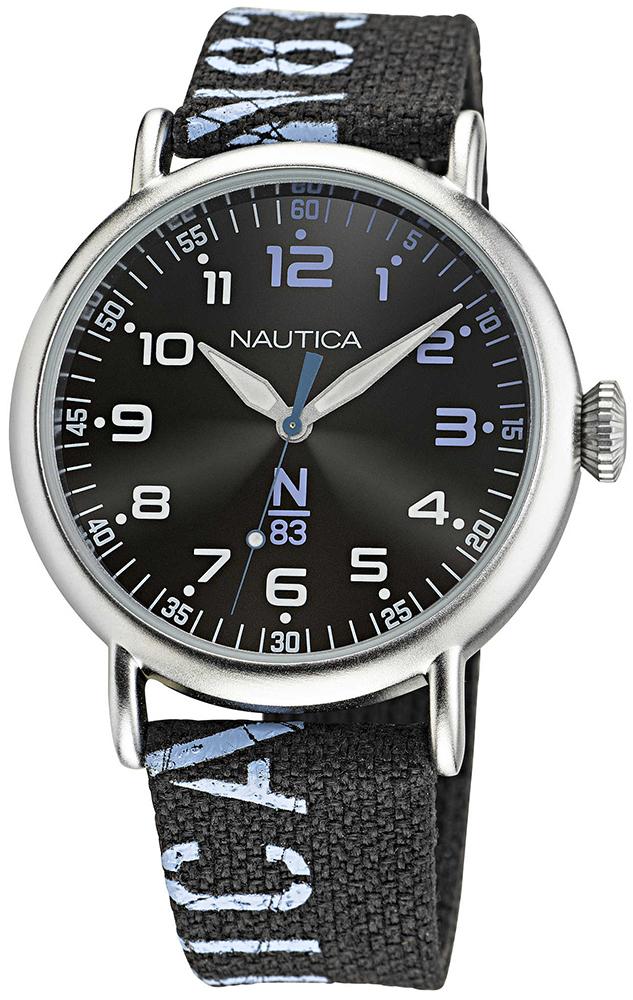 Nautica NAPLSF015 - zegarek męski