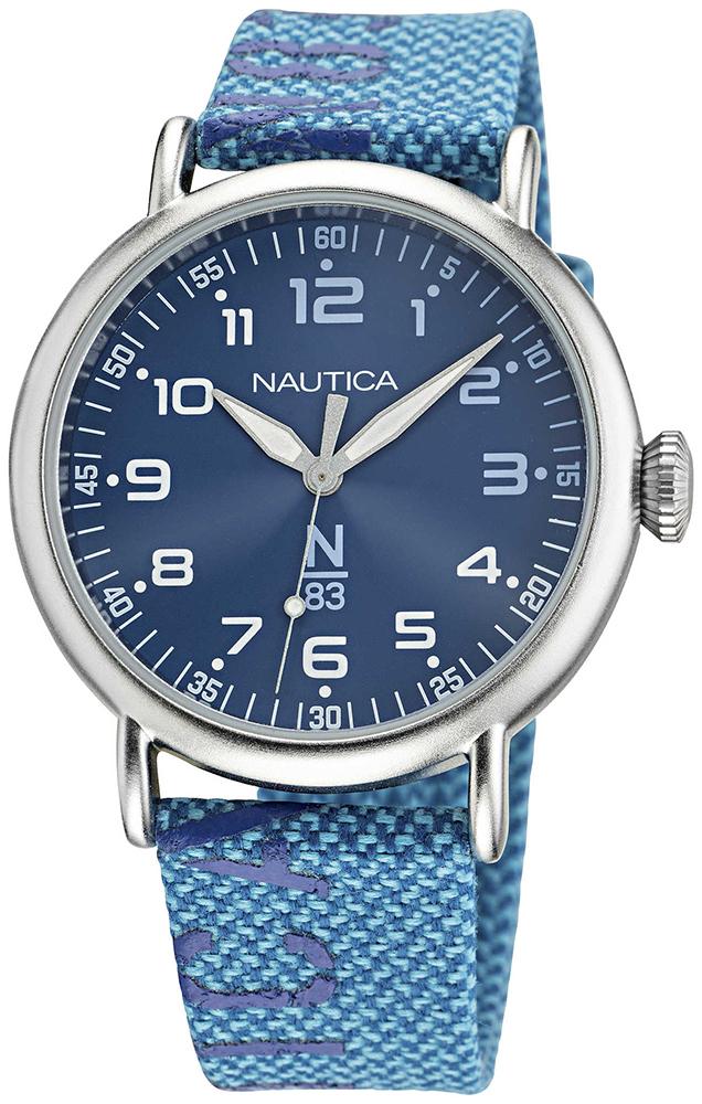 Nautica NAPLSF016 - zegarek męski