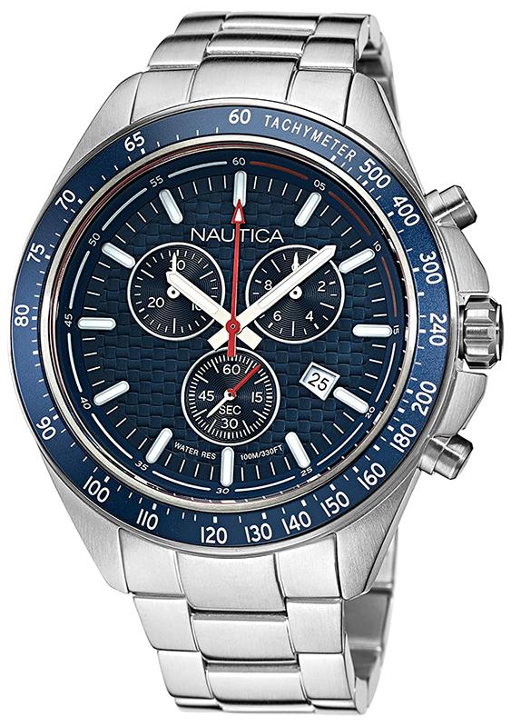 Nautica NAPOBS113 - zegarek męski