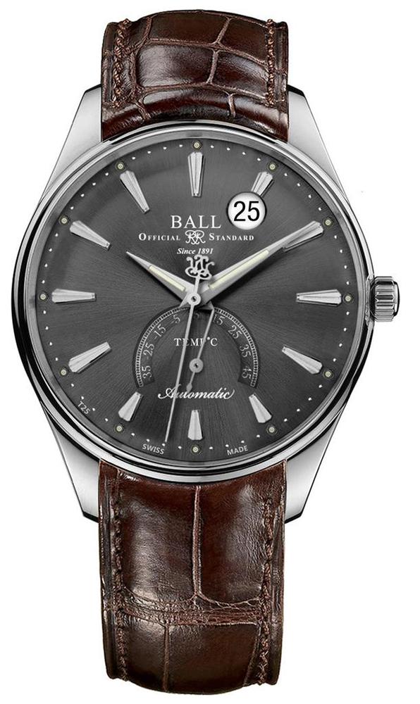 Ball NT3888D-LL1J-GYC - zegarek męski