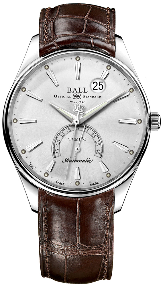 Ball NT3888D-LL1J-SLC - zegarek męski