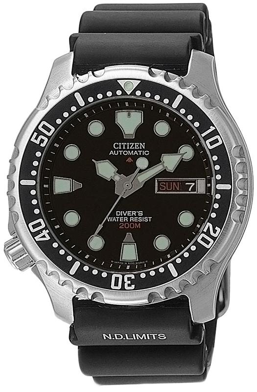 Citizen NY0040-09EE - zegarek męski
