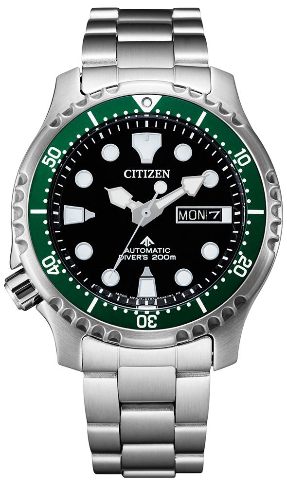 Citizen NY0084-89EE - zegarek męski