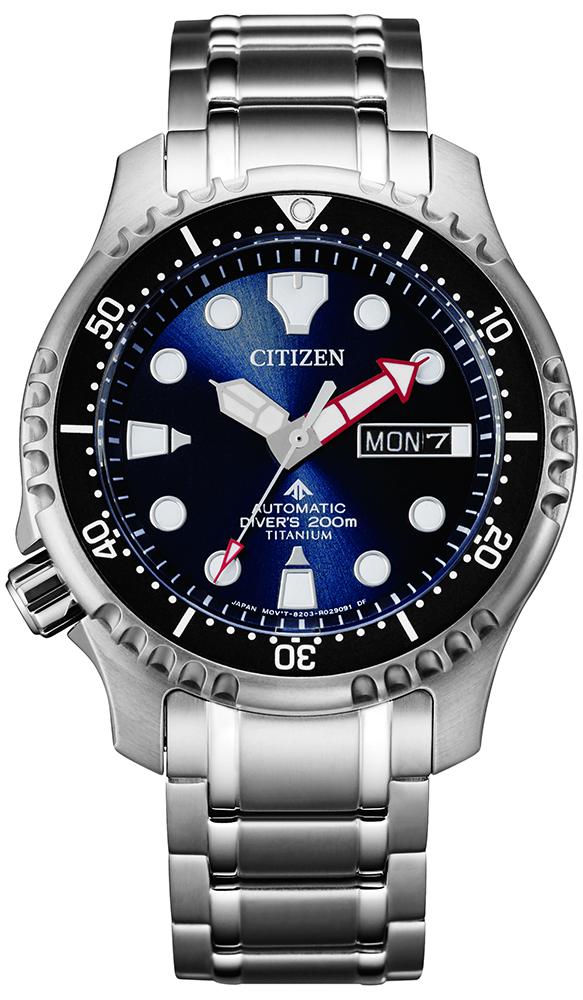 Citizen NY0100-50ME - zegarek męski