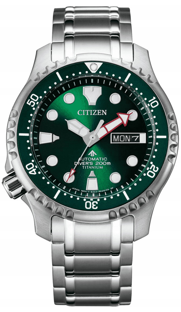 Citizen NY0100-50XE - zegarek męski