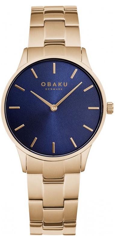Obaku Denmark V247LXVLSV - zegarek damski