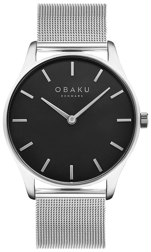 Obaku Denmark V260GXCBMC - zegarek męski