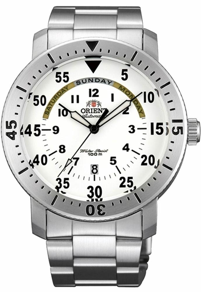 Orient FEV0N002WH - zegarek męski
