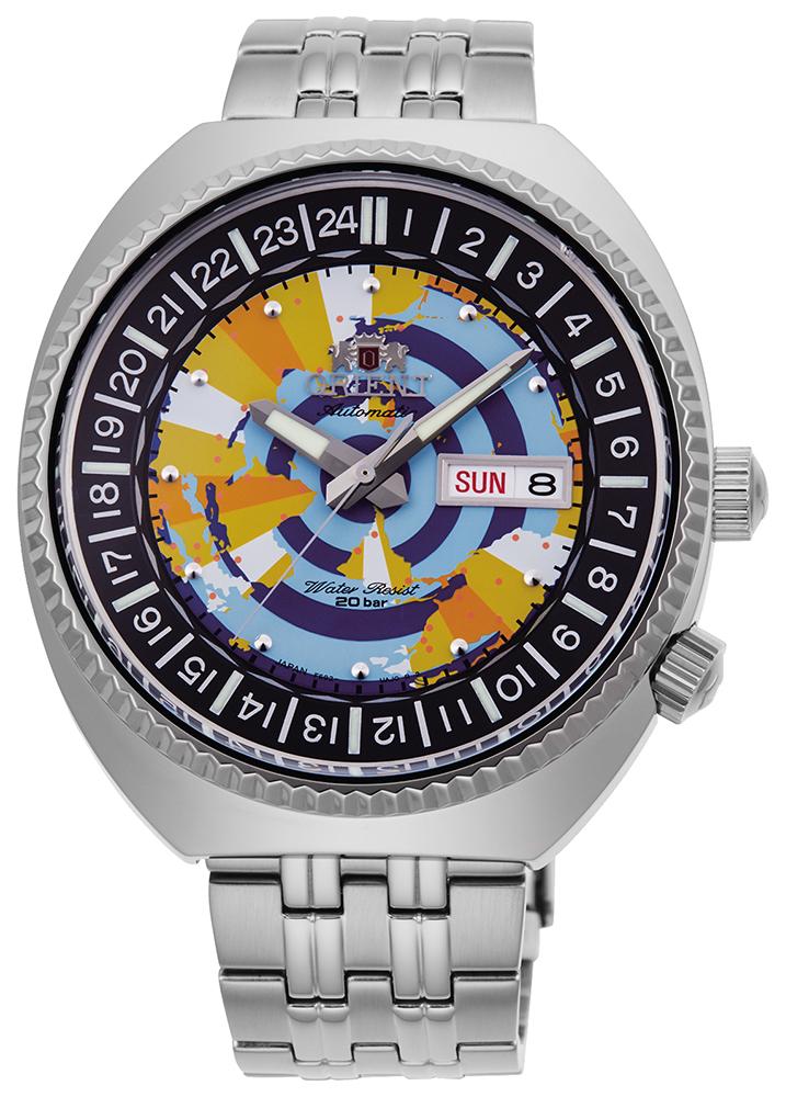 Orient RA-AA0E04Y09B - zegarek męski