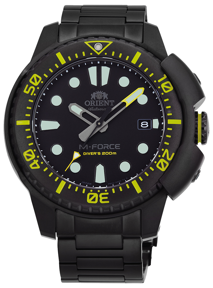 Orient RA-AC0L06B00B - zegarek męski