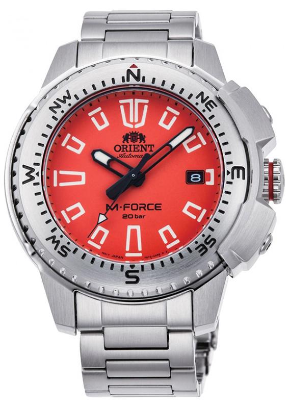 Orient RA-AC0N02Y10B - zegarek męski