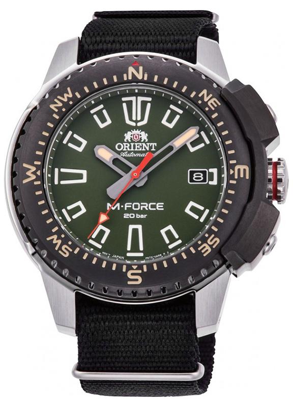 Orient RA-AC0N03E10B - zegarek męski