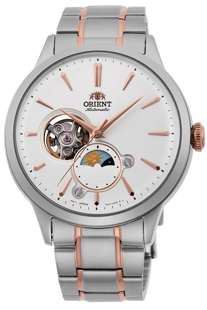 Orient RA-AS0101S10B - zegarek męski
