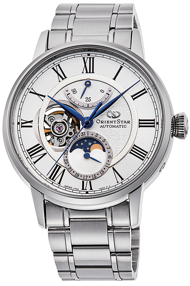 Orient Star RE-AY0102S00B - zegarek męski