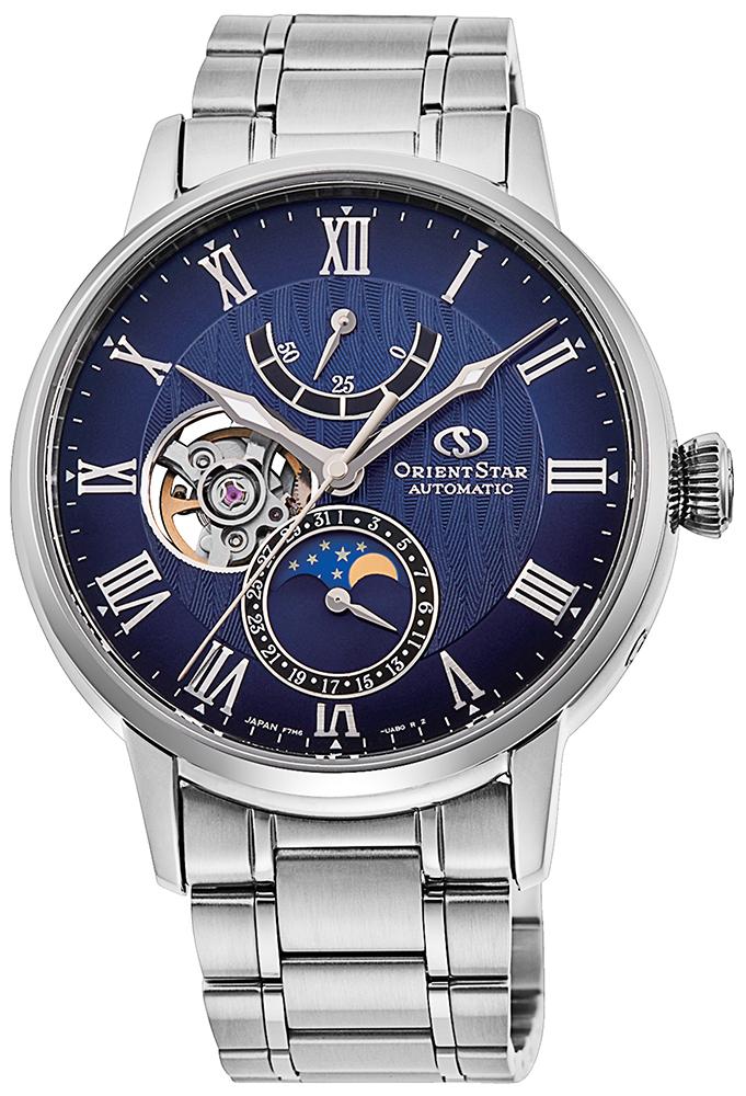 Orient Star RE-AY0103L00B - zegarek męski