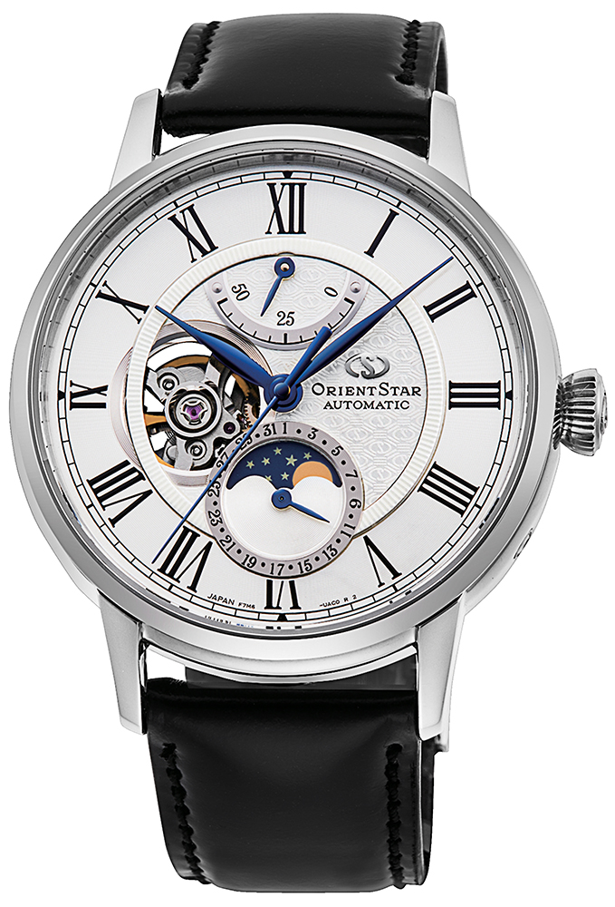 Orient Star RE-AY0106S00B - zegarek męski