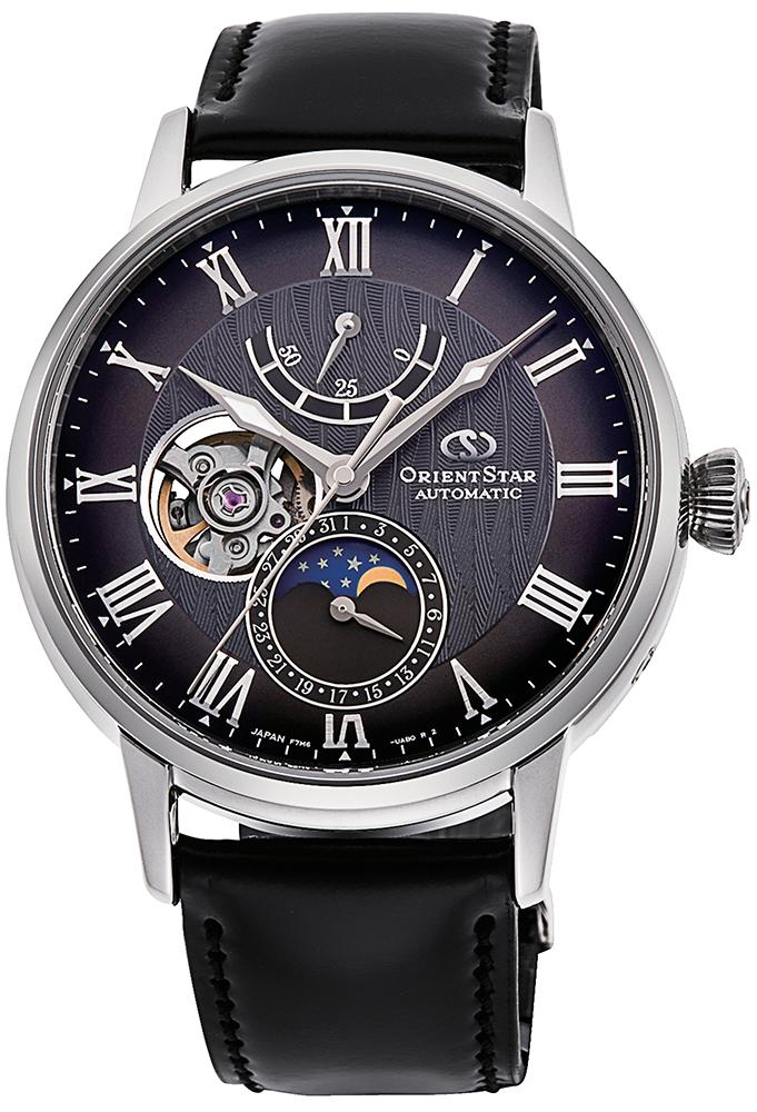 Orient Star RE-AY0107N00B - zegarek męski