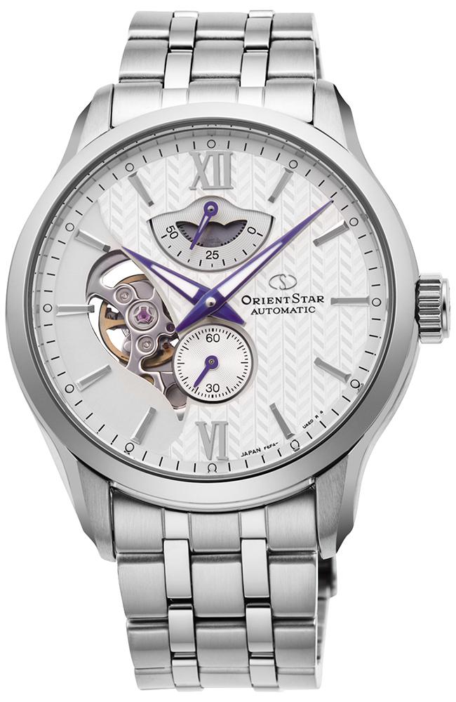 Orient Star RE-AV0B01S00B - zegarek męski