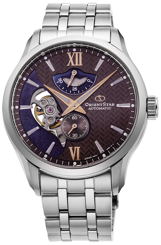 Orient Star RE-AV0B02Y00B - zegarek męski