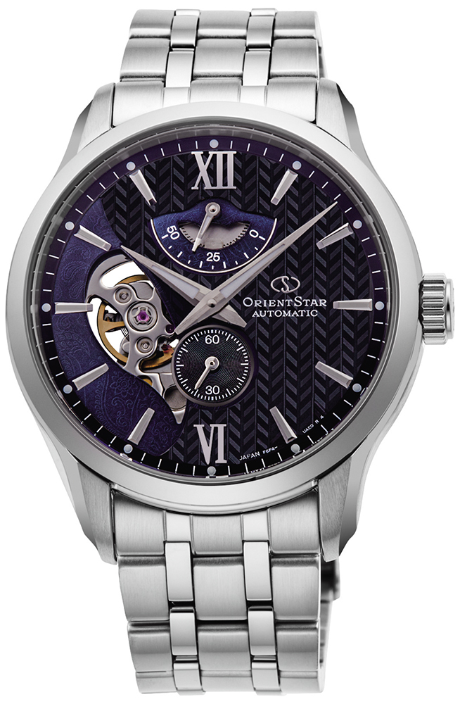 Orient Star RE-AV0B03B00B - zegarek męski