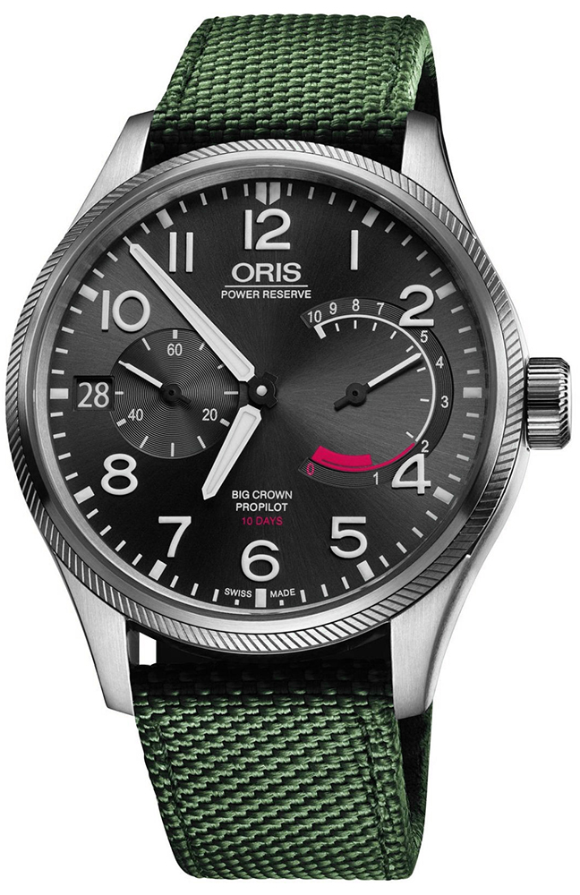 Oris 01 111 7711 4163-SET 5 22 14FC - zegarek męski